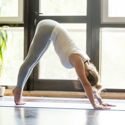 Gym by Nature - Yoga à la maison - Tapis de yoga écologique