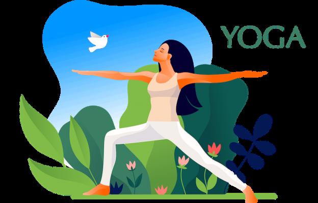 Gym by Nature - Pratiquer le yoga en harmonie avec la nature
