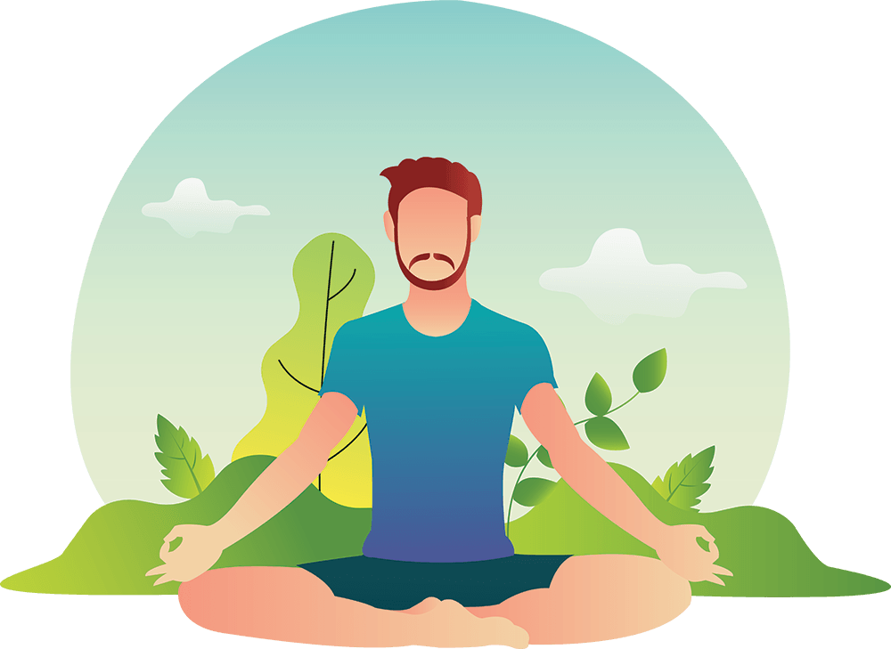 Gym by Nature - homme yoga en harmonie avec la nature - gymbynature