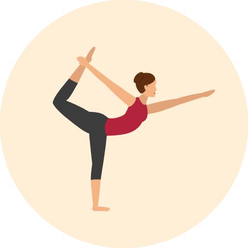 Gym by nature - pose de yoga pilates